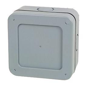bg nexus 4 pole junction box outdoor junction boxes. Black Bedroom Furniture Sets. Home Design Ideas