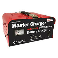 Streetwize SW5MC 5A Heavy Duty Metal-Cased Battery Charger 6/12V