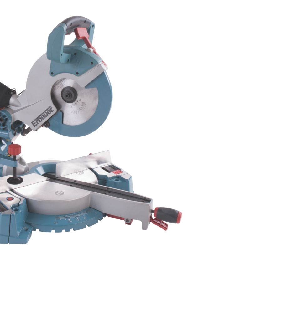Erbauer ERB238MSW 255mm Sliding Mitre Saw 230V