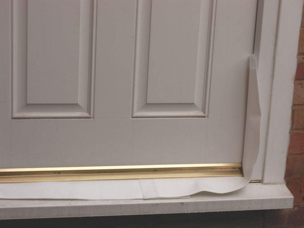 Door Leak Protection Strips 3 x 60cm Pack