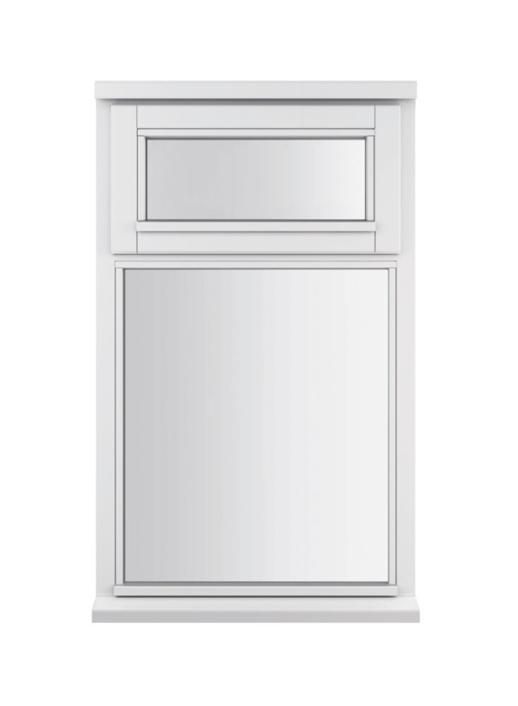 Jeld-Wen LEW110V AS Timber Casement Window Opaque 625 x 1045mm