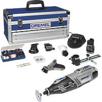 Dremel 8200 Platinum 10.8V 1.5Ah Li-Ion Multi-Tool Kit