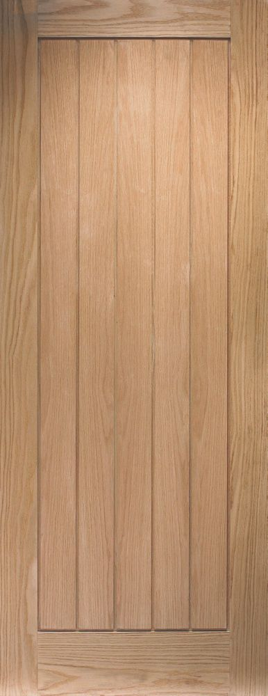 Jeld-Wen Cottage Interior Door Oak Veneer 686 x 1981mm