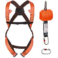 Delta Plus ELARA140 Self-Retractable Fall Arrest Kit