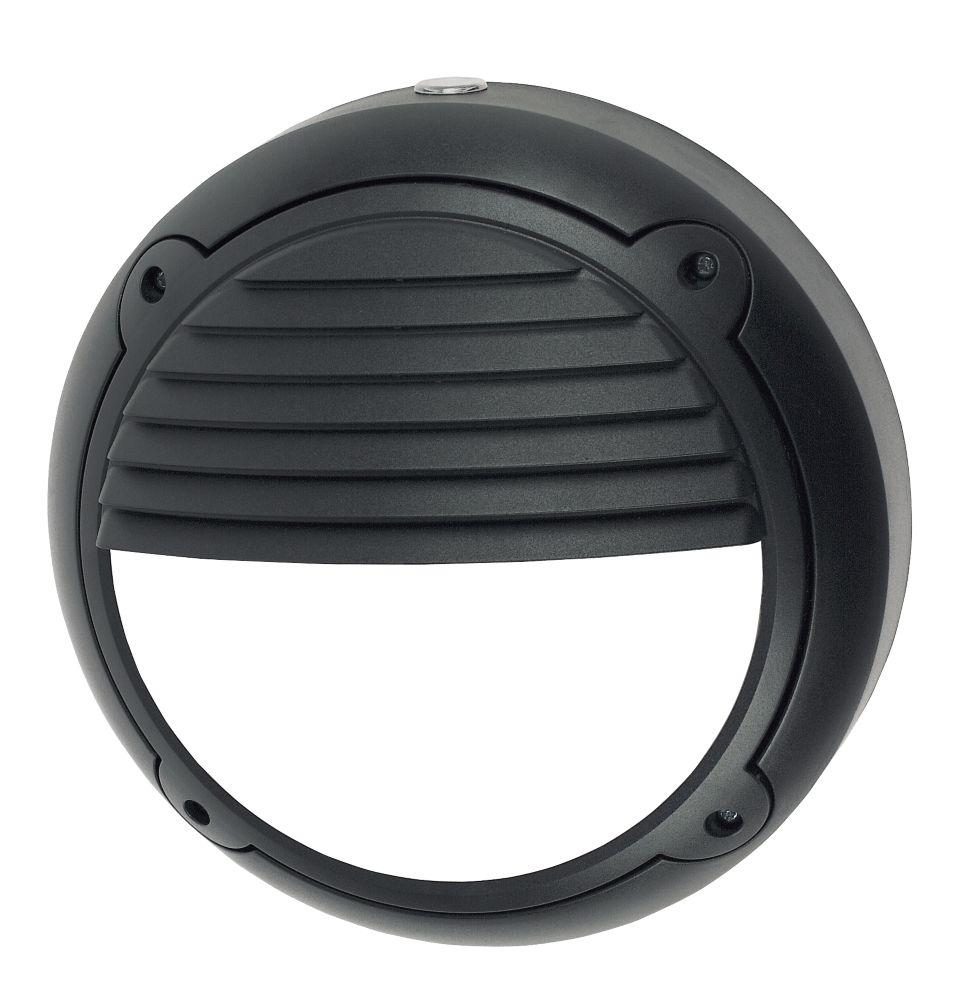 ASD Black Circular Bulkhead Photocell