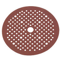 Norton Expert Multi Air Sanding Discs Punched 150mm 120 Grit 5 Pack