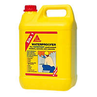 Sika  Waterproofer  5Ltr