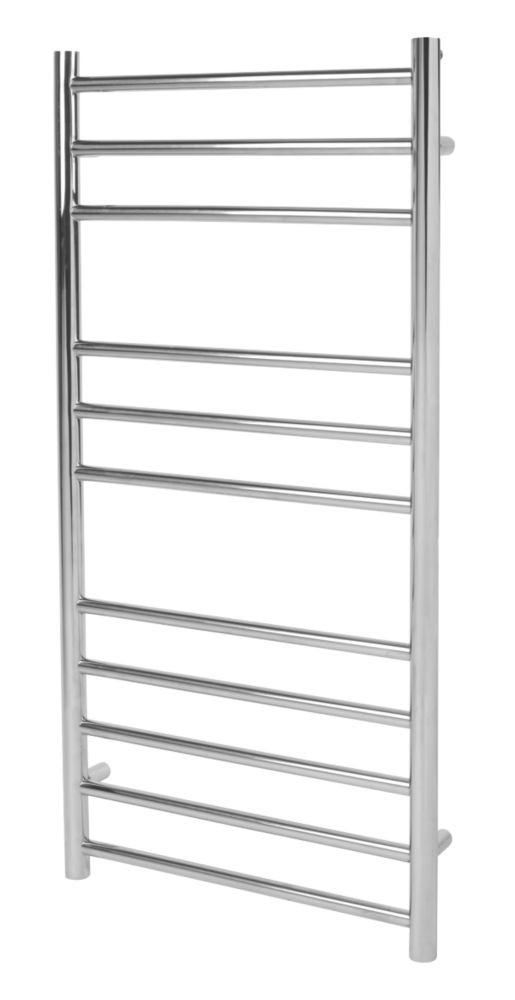 Stainless Steel Flat Towel Radiator 1000 x 500mm 463W 1580Btu