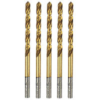 Erbauer Ground HSS drill Bit 2mm Pack of 5