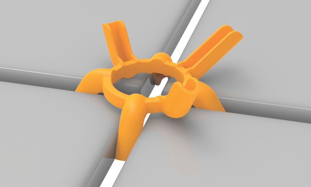 Broadfix Tile Spacers 5mm Pack of 75