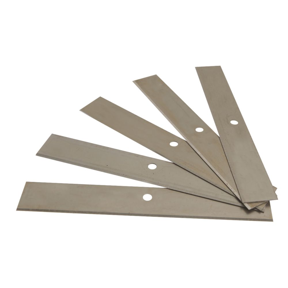 No Nonsense Scraper Blades Pack of 5