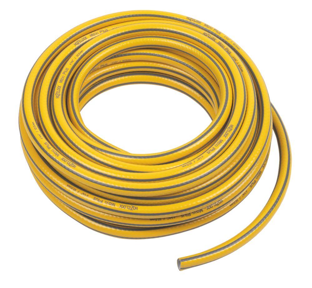 """Hozelock Starter Hose Yellow 15m x ½"""" (13mm)"""