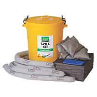 Lubetech 90Ltr Maintenance Spill Kit