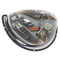 Smith & Locke Convex 90° Corner Mirror 600mm
