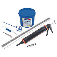 HeliFix Crack Stitching Kit Grout  x 1.04m