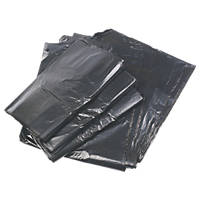 Black Refuse Sacks Pack of 200