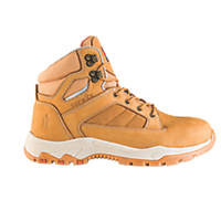 Scruffs Oxide Safety Boots Tan Size 8