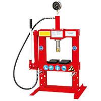 Hilka Pro-Craft 10-Tonne Bench Top Shop Press  x 4ga