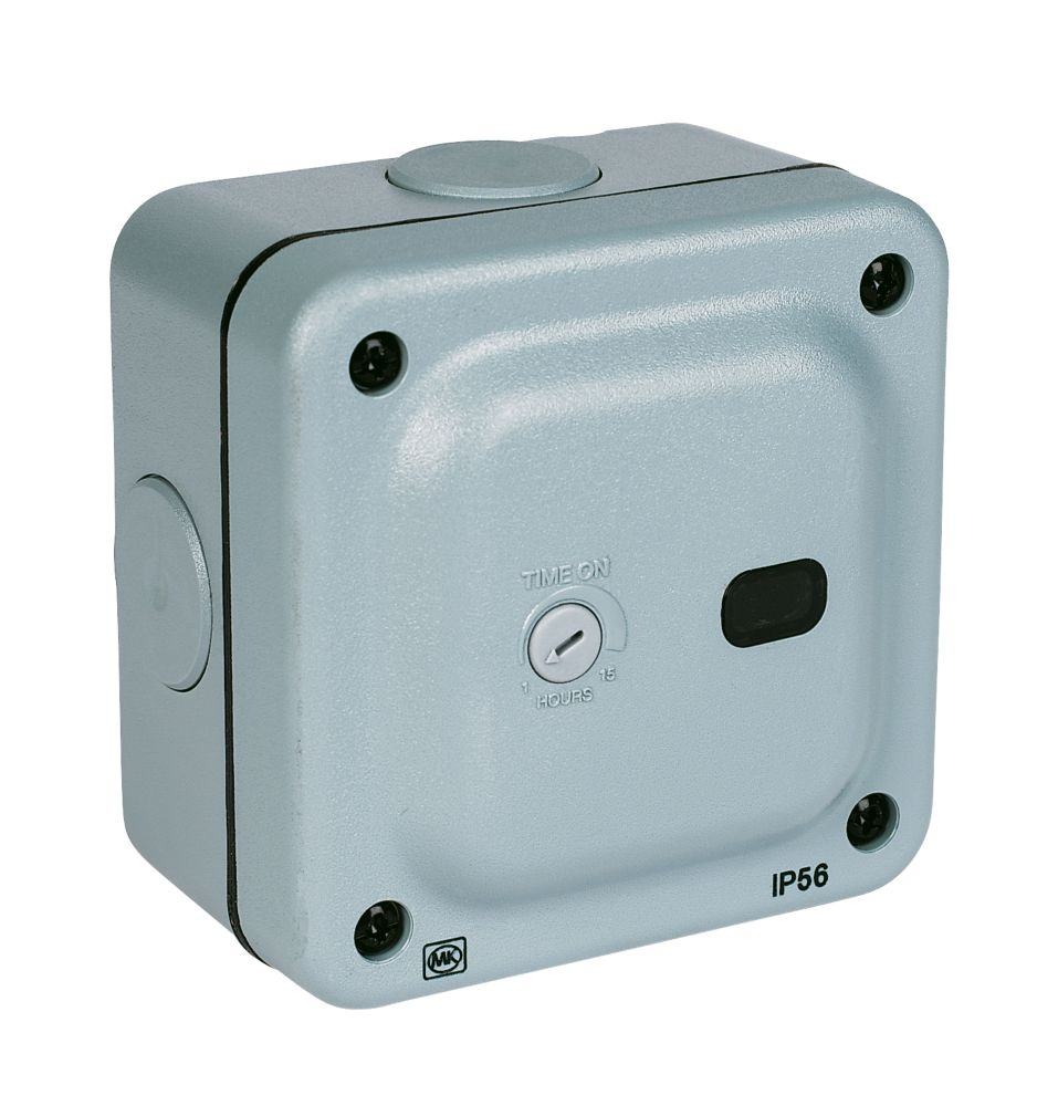 Masterseal Photoelectric Dawn/Dusk Sensor Switch