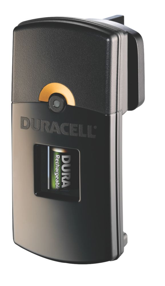 Duracell 75066015 Easy Charger + 2 x AA Batteries 1.2V