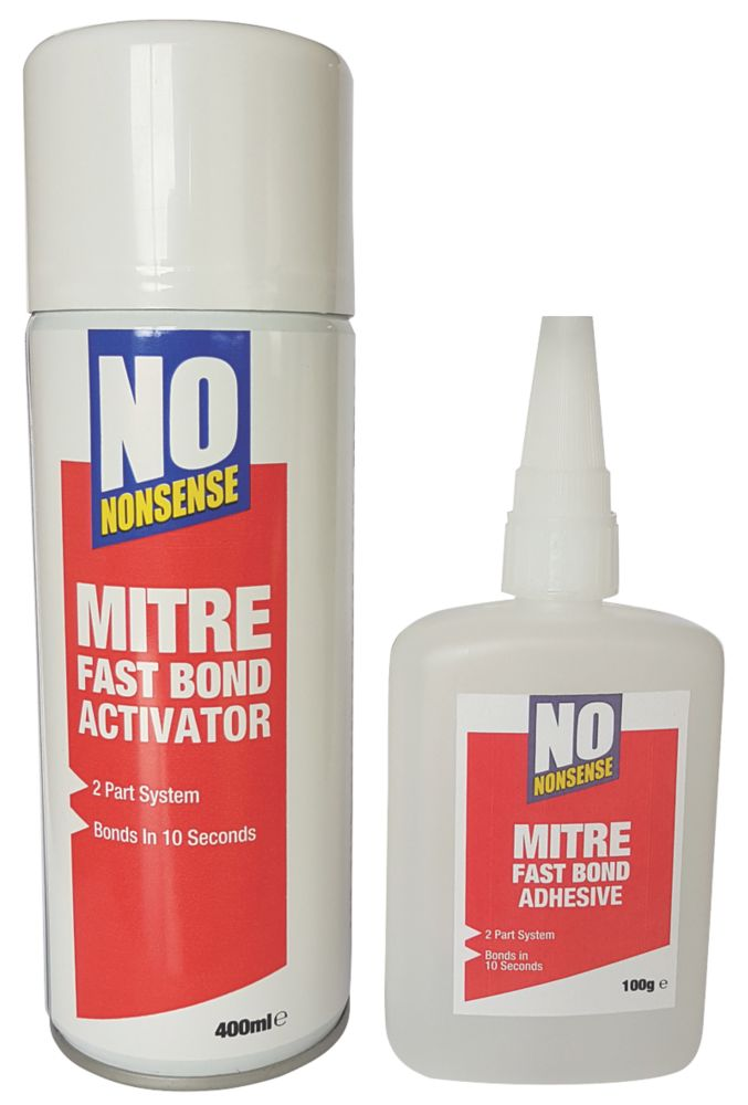 No Nonsense Mitre Adhesive Trade Pack