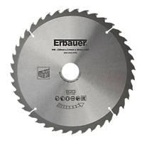 Erbauer TCT Saw Blade 230 x 30mm 40T