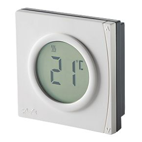 danfoss ret2000b digital room thermostat with volt free. Black Bedroom Furniture Sets. Home Design Ideas