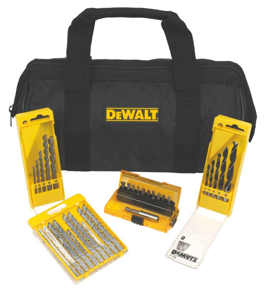 DeWalt Power Tool Accessory Set 31Pcs in a Tool Bag