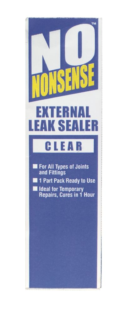 No Nonsense External Leak Sealer 50g