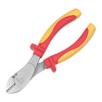 "Forge Steel VDE Side-Cutting Pliers 7"" (180mm)"