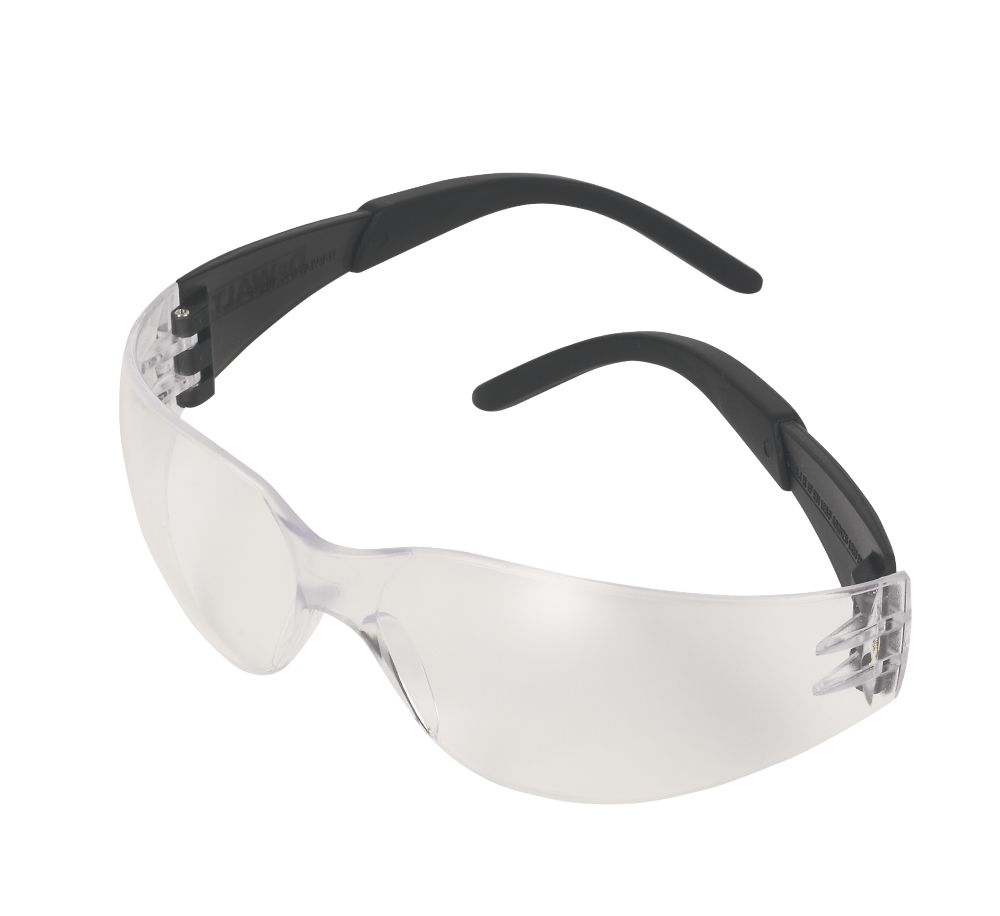 DeWalt Builder Clear Lens Safety Specs
