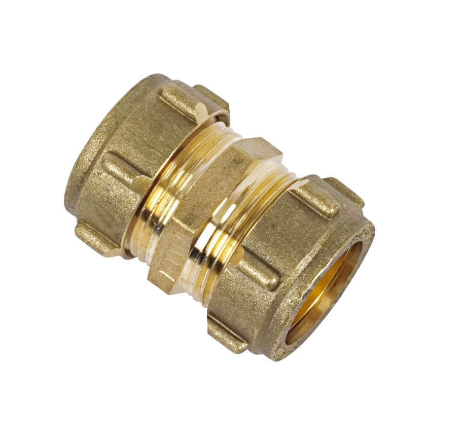 Conex Straight Coupling 301 22mm Pack of 10
