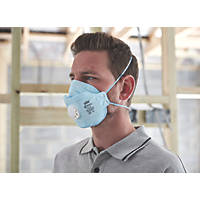 Site Premium Fold Flat Mask P2