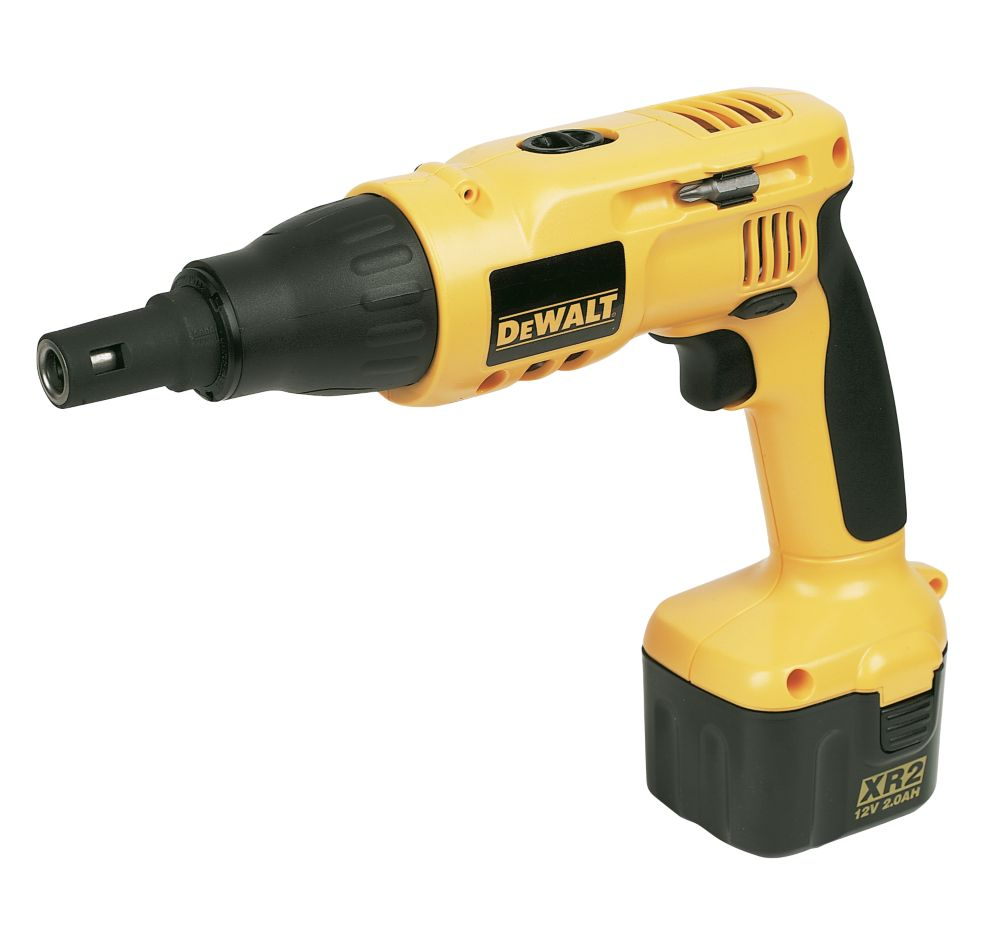 DeWalt DW979K2 12V Drywall Screwdriver