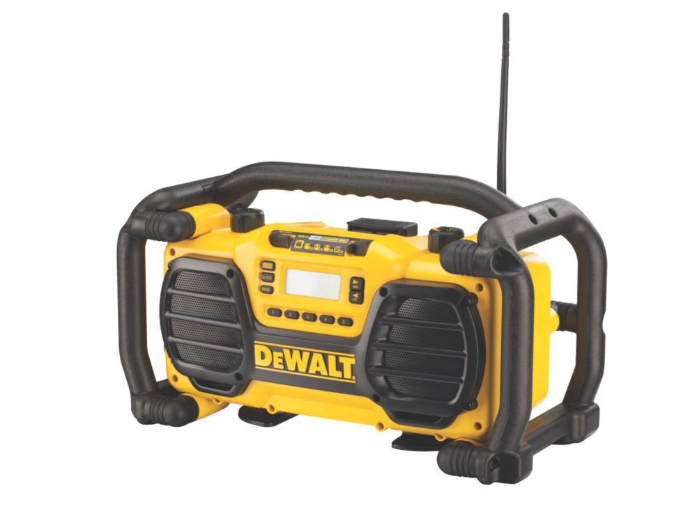 Dewalt DC013 GB Radio Battery Charger 230v