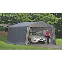 Rowlinson ShelterLogic Shelter 12' x 16' (Nominal)