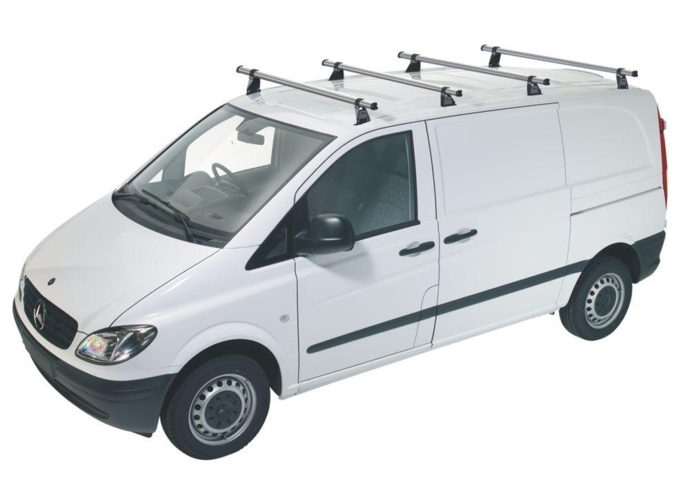 Rhino 4 Delta Roof Bars (Vauxhall/Renault/Nissan)