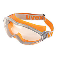 Uvex Ultrasonic Sports Style Safety Goggles
