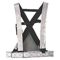 Fhoss Filux Self-Illuminated Hi-Vis Safety Harness