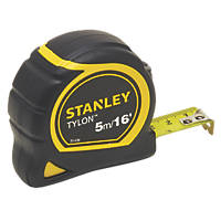 Stanley Tape Measure 5m x 19mm