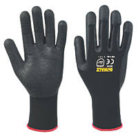 DeWalt Ultragrip Performance Gloves Black Large