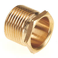 Deta DT40220 Brass Bush Male Long 20mm Pack of 10