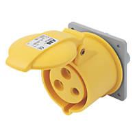 ABB Panel Socket 32A 2P+E 110V 4H IP44