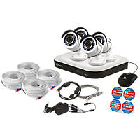 Swann Smart Series DVR & Camera Kit 5 Pieces