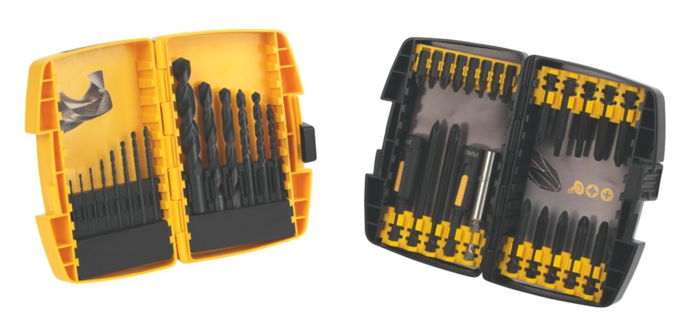 DeWalt Impact Ready Impact Driver Bit Set 37 Pieces