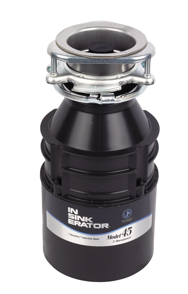 InSinkErator Model 45 Economy Food Waste Disposer