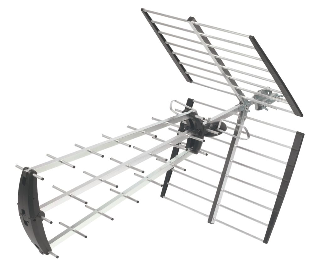 Labgear 4G Tri-Boom High Gain Outdoor TV Aerial 16.5dB