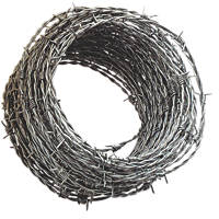 Apollo 1.7mm Steel Barbed Wire  x 50m
