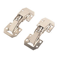 Easy Mount Hinges 90° 105mm 2 Pack
