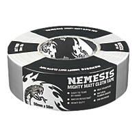 Nemesis Cloth Tape 76 Mesh Silver 50mm x 50m
